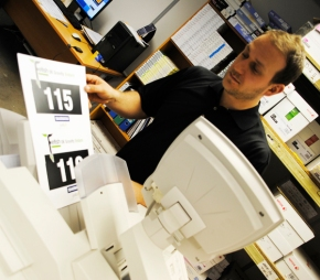 Digital Printing Specialist Steve Oates to Compete in 2012 UK Gravity Enduro Series