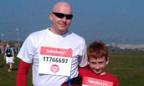 Our Sean Does The Sport Relief Mile