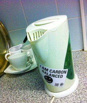 Carbon Balanced Cuppa?