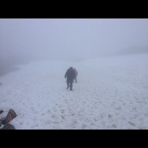 Our Mark Does The Three Peaks Challenge
