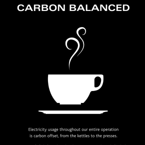 Elevenses are Carbon Balanced at Potts Print (UK)
