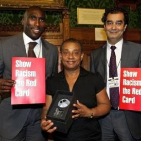 A Night of Fashion for Business Friends of Show Racism the Red Card