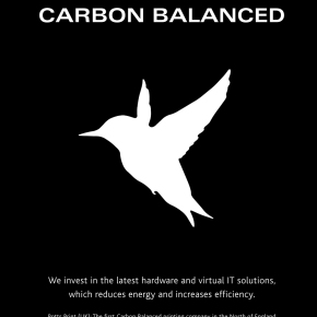 Carbon Balanced Tweeting