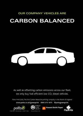 Carbon Balanced Driving