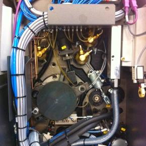 Wor New Heidelberg Getting Installed (Part3)