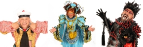 Dick Whittington Opens at Customs House South Shields
