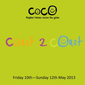 COCO Appeal For C2C Cyclists