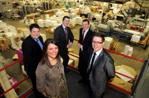 Further Coverage of Latest Investments by Potts Print (UK) in Print Week