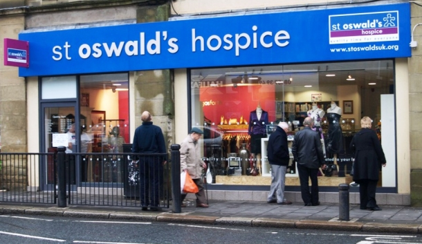 St Oswalds Shop Gosforth