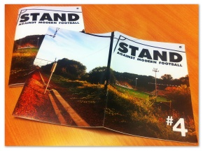 STAND Issue 4 Out Now