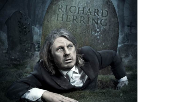 Richard Herring at Live Theatre