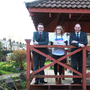 More Support for St Oswalds Hospice