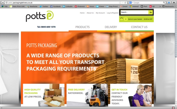 Potts Packaging