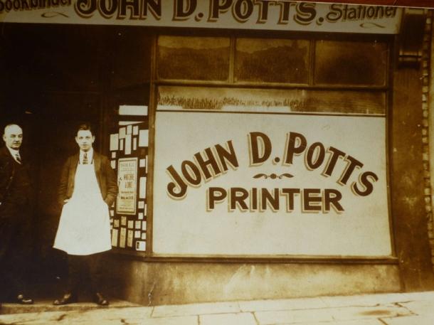 JD Potts