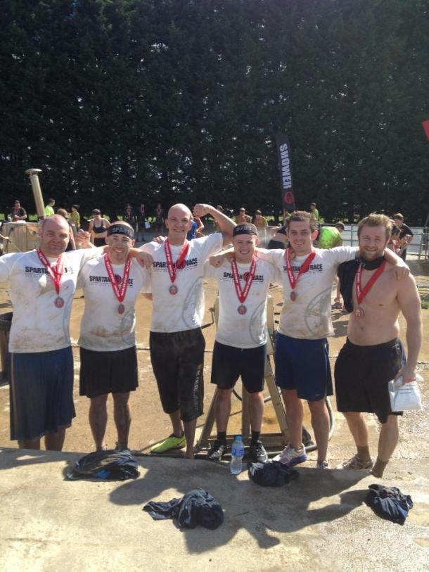 Spartan Race 2013