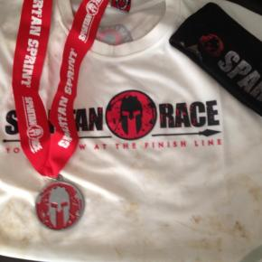 Erin & Ellie-Mae's Angels Conquer Yorkshire Spartan Race