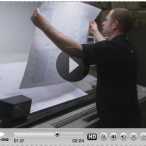 Potts Print (UK) video on Print7 TV