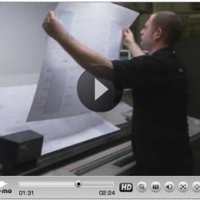 Potts Print (UK) video on Print7TV