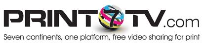 Print 7 TV logo