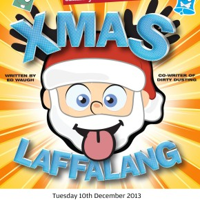 Christmas Laffalang for St Oswald's Hospice at The Stand ComedyClub