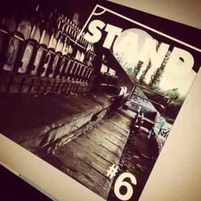 STAND Wins Fanzine Of The Year 2013